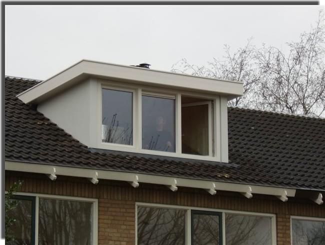 Dakkapel Bergen op Zoom